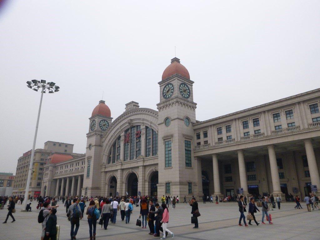 Bahnhof Wuhan Hankou