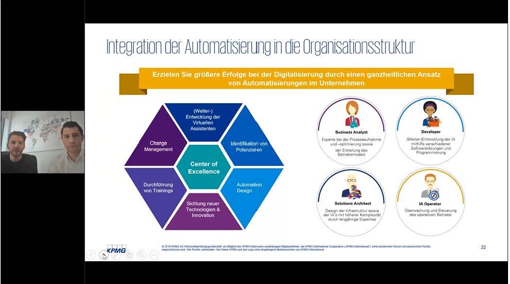 Automatisierung von HR- und Verwaltungsprozessen mit dem Legobaukasten