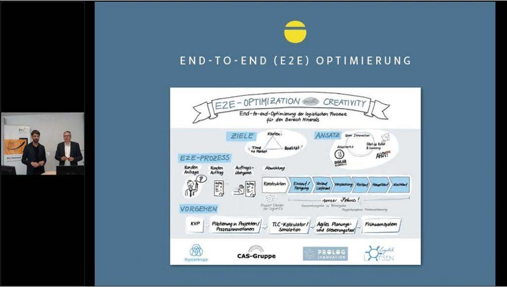Projektlogistik 4.0 – die Chancen und Herausforderungen digitaler Supply Chains des Maschinen- und Anlagenbaus