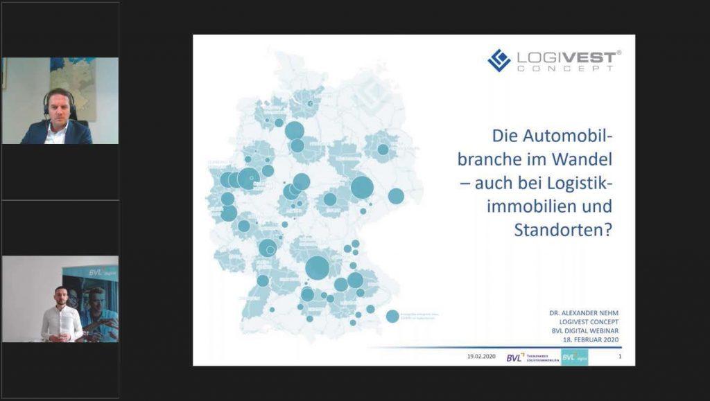 Die Automobilbranche im Wandel – auch bei Logistikimmobilien und -standorten?