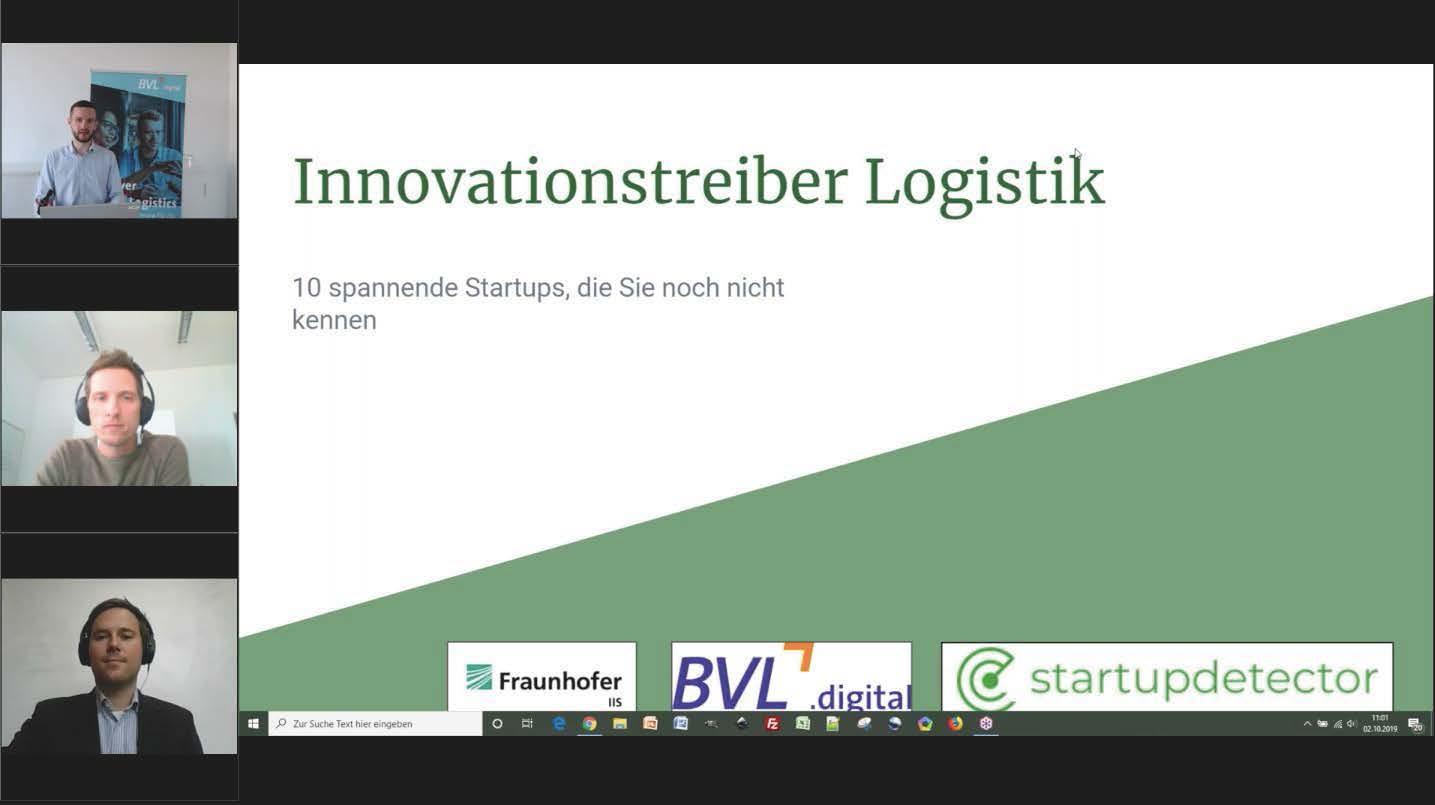 Innovationstreiber Logistik – 10 spannende Startups, die Sie noch nicht kennen