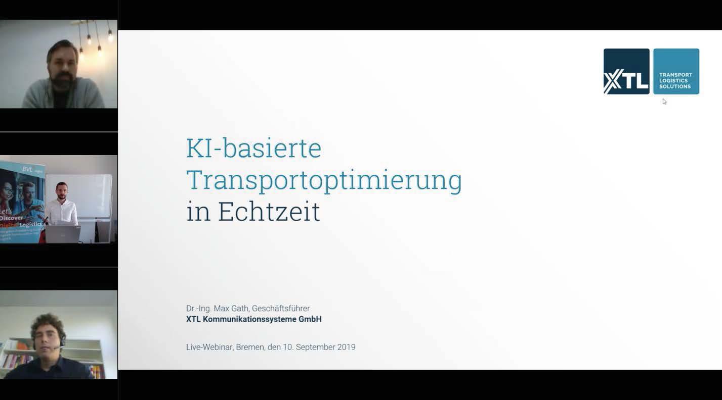 Live-Benchmark: KI-gestützte Optimierung von Transportprozessen – XTL vs. Smartlane