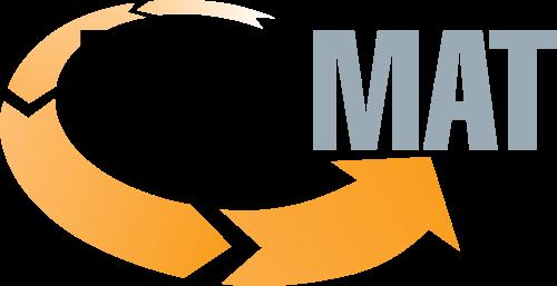 Logo der Intralogistik-Messe LogiMAT, die 2020 abgesagt wurde (Quelle: Wikipedia)