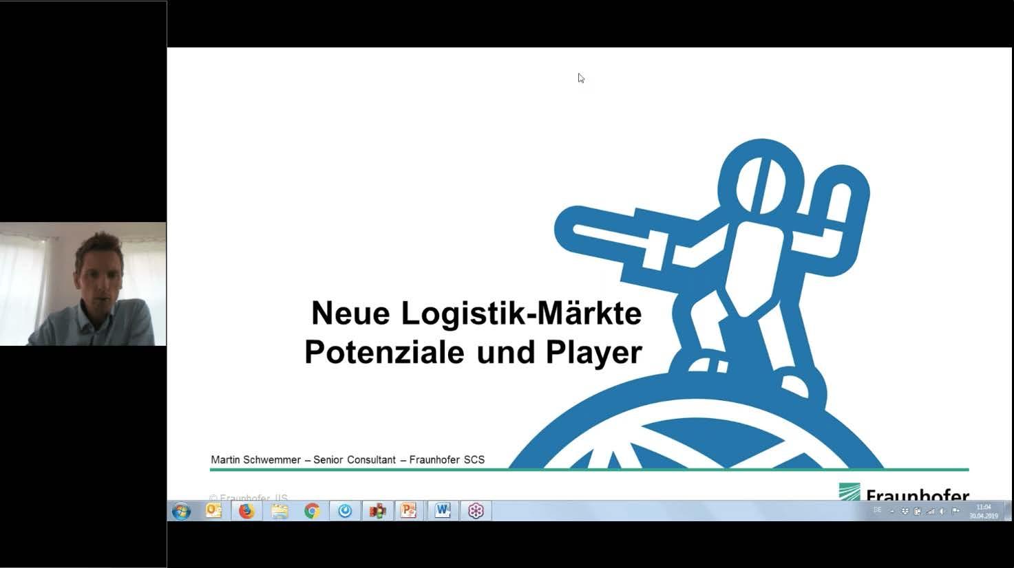 Neue Logistik-Märkte: Potenziale und Player