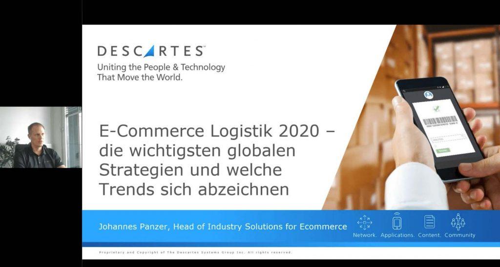 E-Commerce Logistik 2020 – die wichtigsten globalen Strategien und welche Trends sich abzeichnen