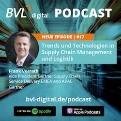 #17: Trends und Technologien in Supply Chain Management und Logistik