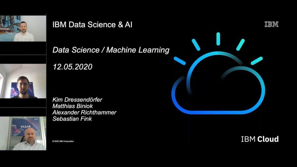 Data Science und Machine Learning in der Logistik – Mit passenden Tools zu schnellen Ergebnissen