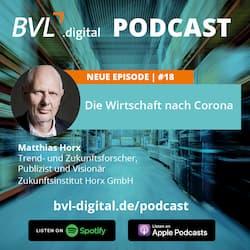#18: Die Wirtschaft nach Corona mit Zukunftsforscher Matthias Horx