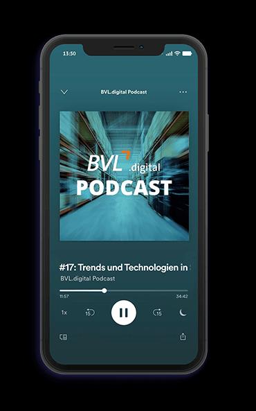 Beitragsbild: BVL.digital Podcast