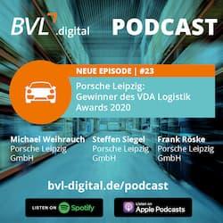 #23: Porsche Leipzig: Gewinner des VDA Logistik Awards 2020