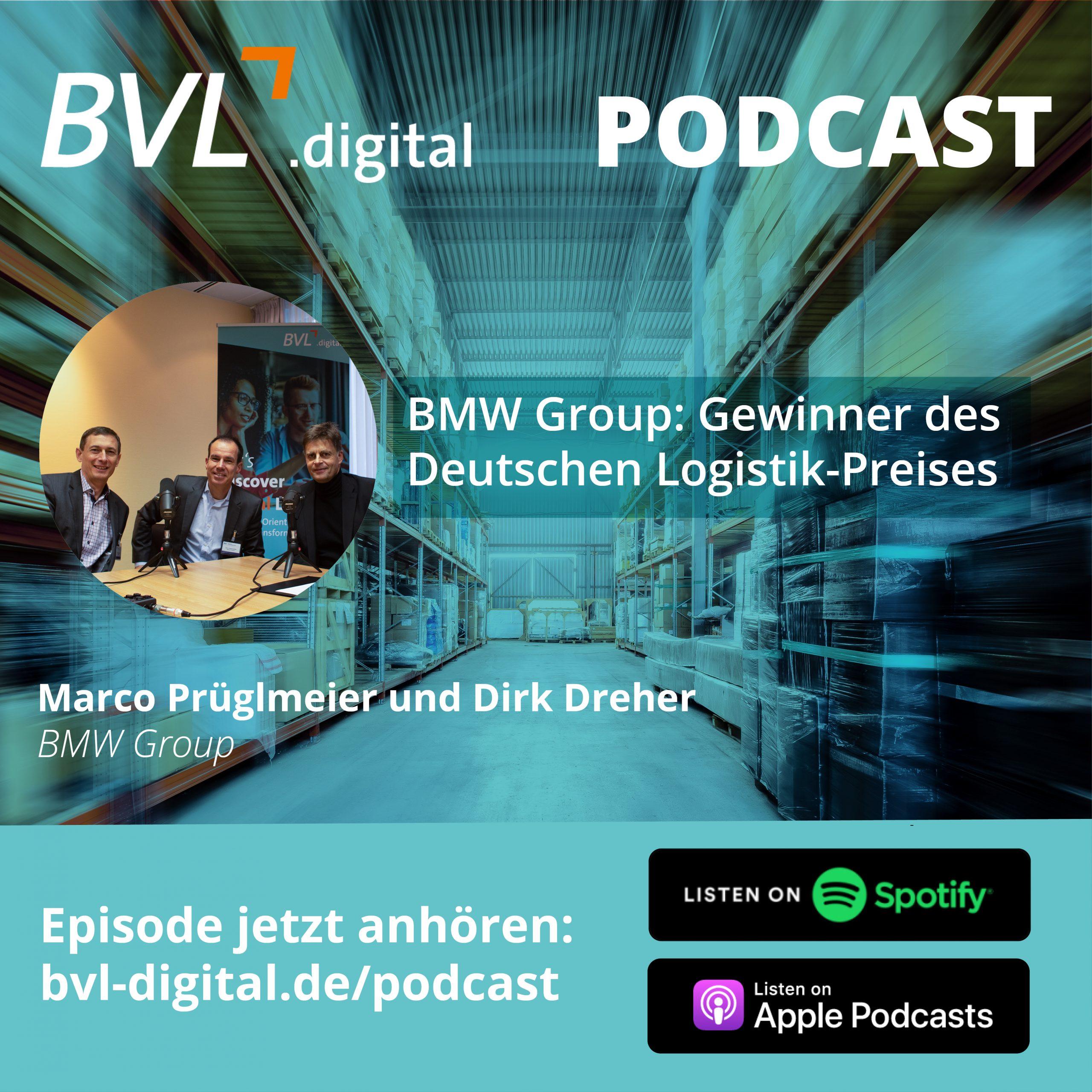 #11: BMW Group: Gewinner des Deutschen Logistik-Preises
