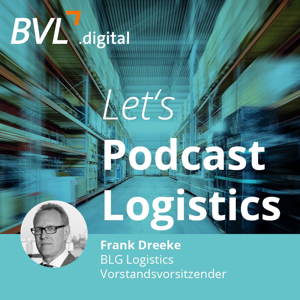 #4: Wie digital ist die Logistik schon, Frank Dreeke?