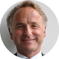 Prof. Ulrich Müller-Steinfahrt - Leiter des Instituts für angewandte Logistik (IAL) an der Hochschule Würzburg-Schweinfurt