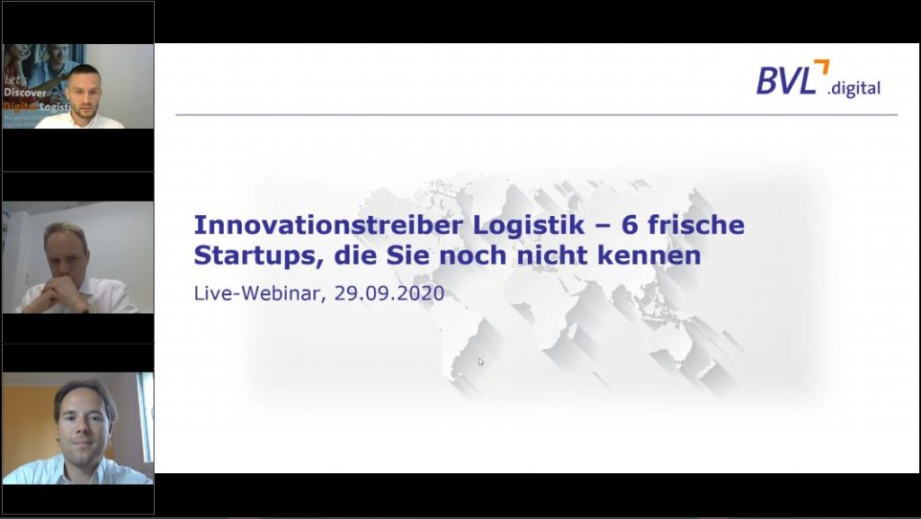Innovationstreiber Logistik – 6 frische Startups, die Sie noch nicht kennen