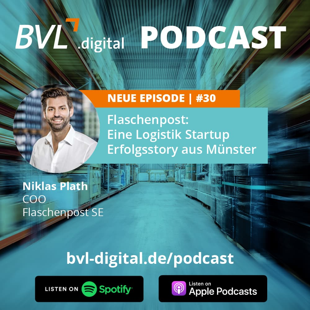 #30: Flaschenpost: Eine Logistik Startup Erfolgsstory aus Münster