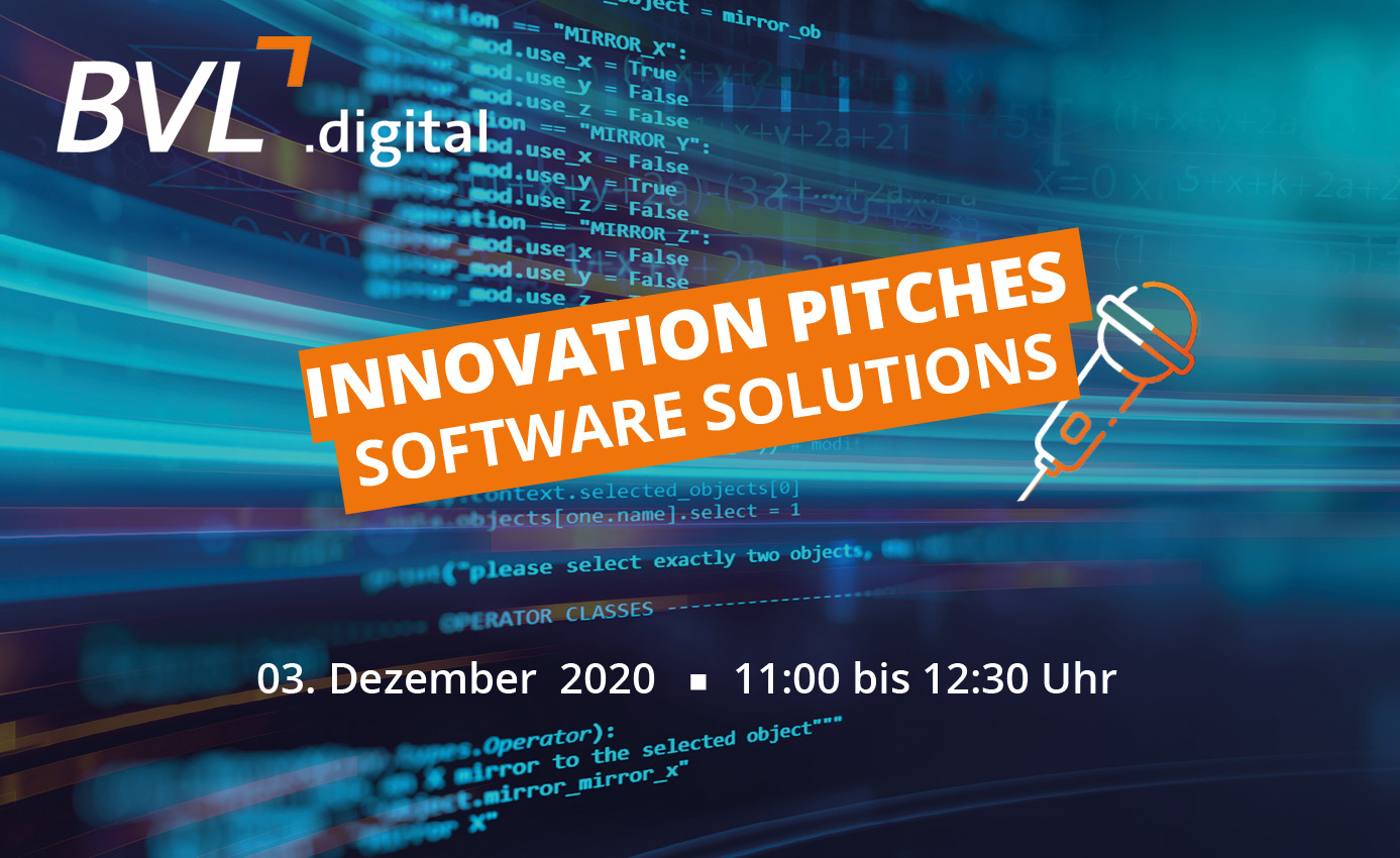 Innovation Pitches - Software Solutions