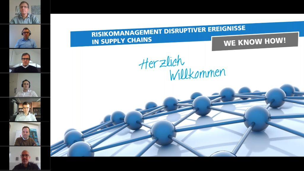 Risikomanagement disruptiver Ereignisse in Supply Chains