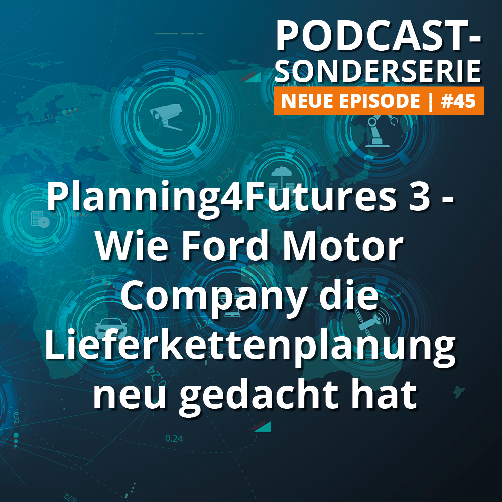 Podcast Sonderserie - Planning4Futures