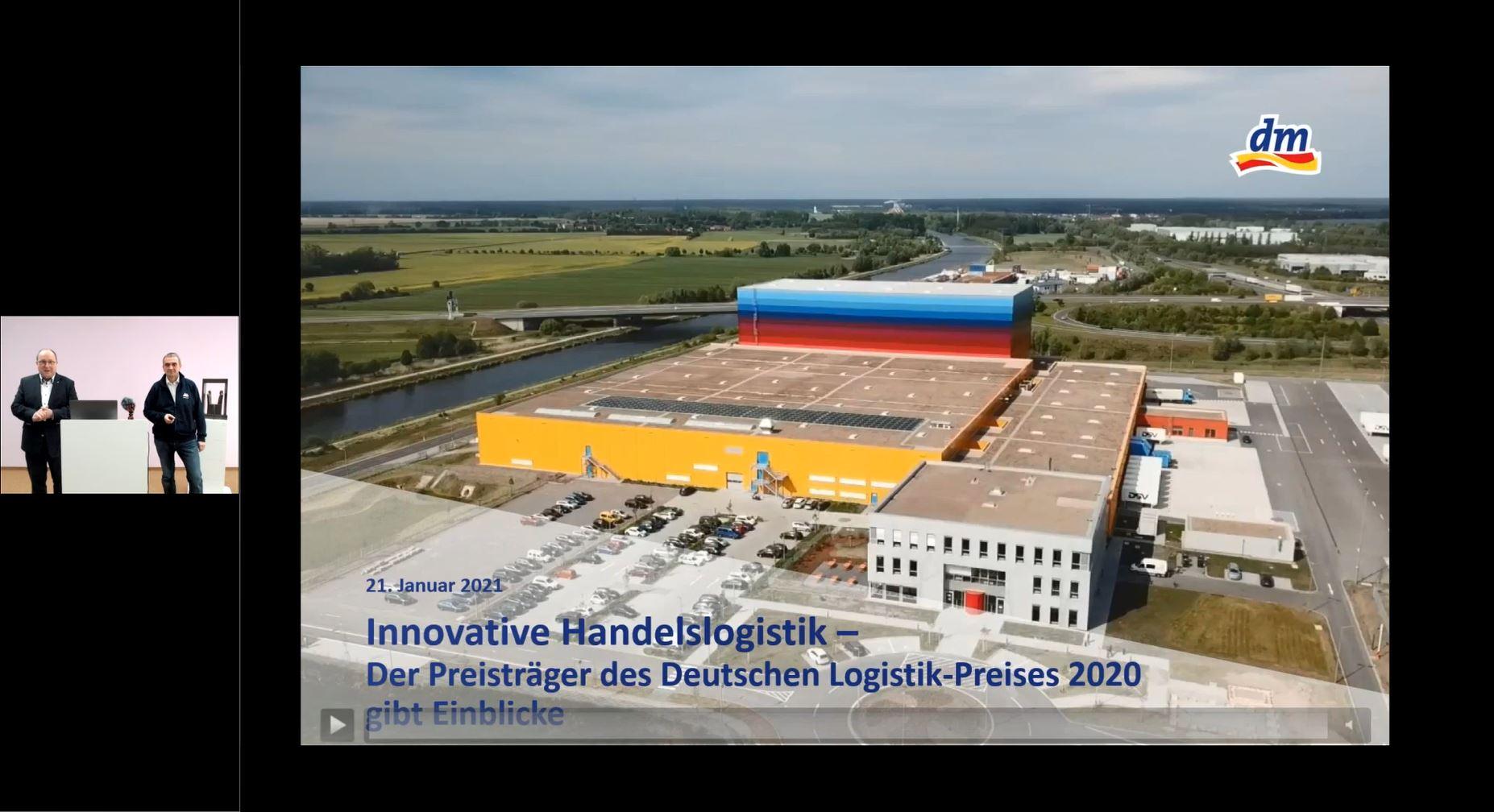 Innovative Handelslogistik – Der Preisträger des Deutschen Logistik-Preises 2020 gibt Einblicke