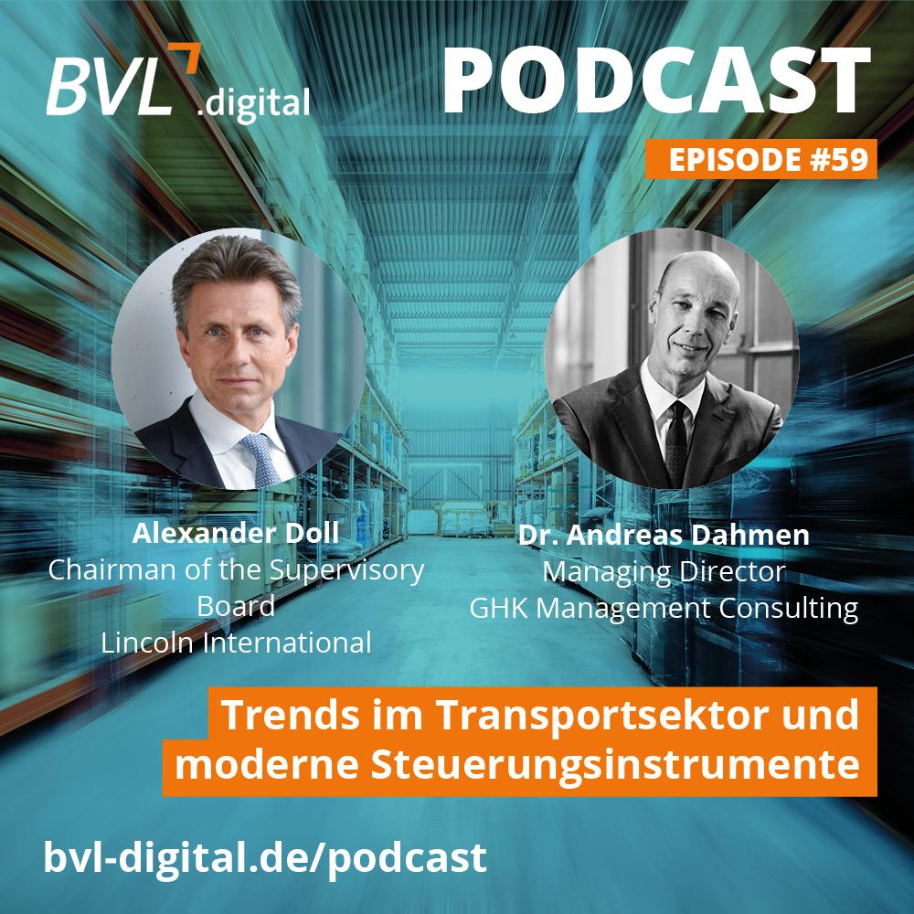 #59: Trends im Transportsektor und moderne Steuerungsinstrumente