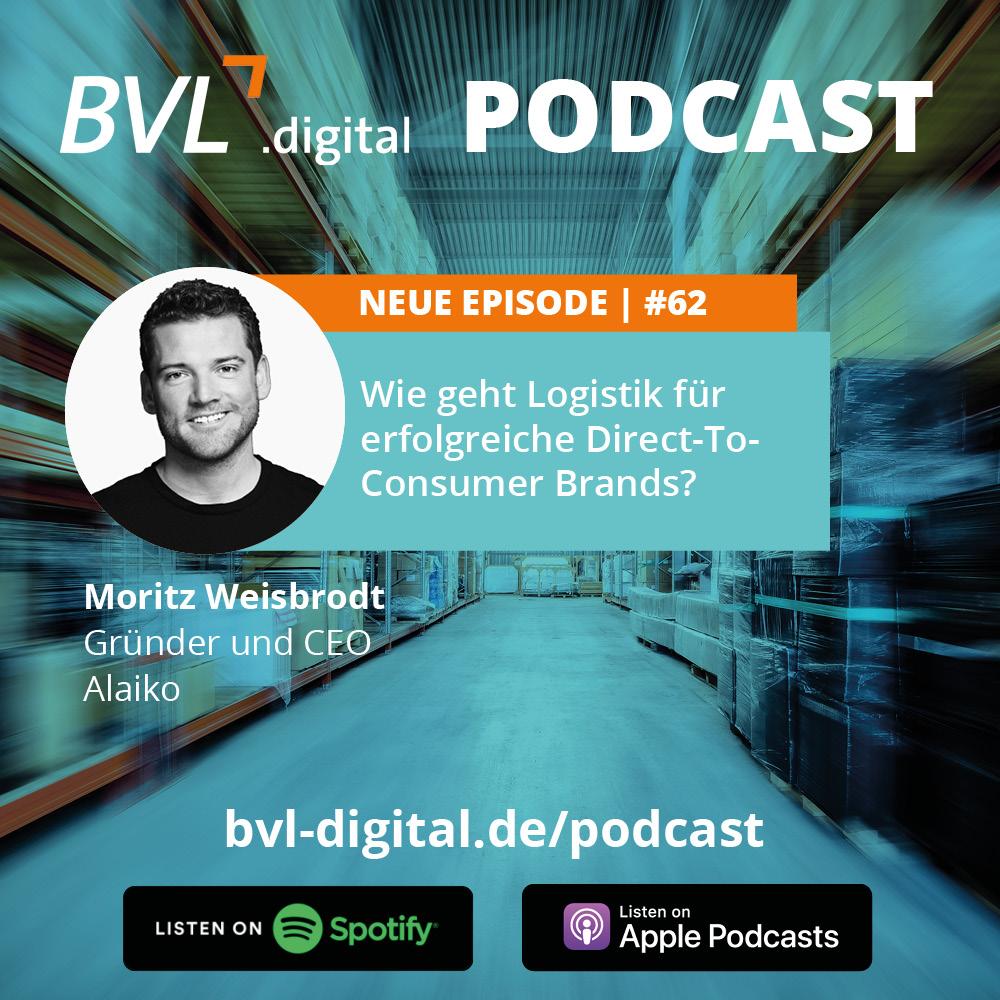#62: Wie geht Logistik für erfolgreiche Direct-To-Consumer Brands?