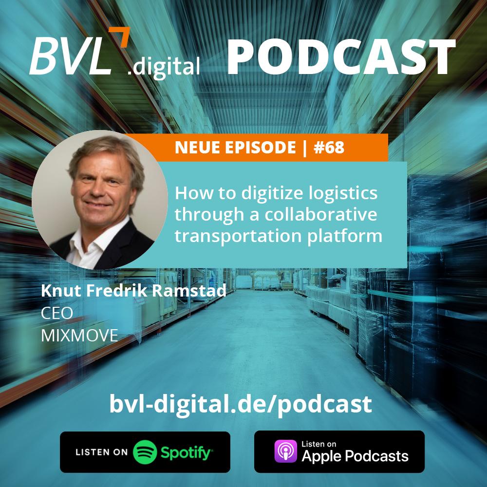 #68: How to digitize logistics through a collaborative transportation platform