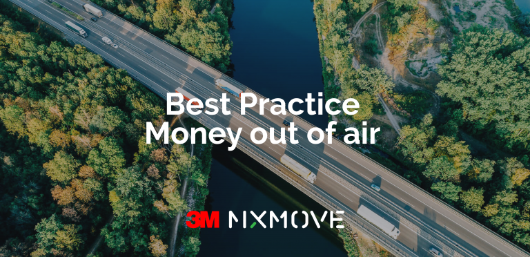 Best Practice Money out of air, Mixmove