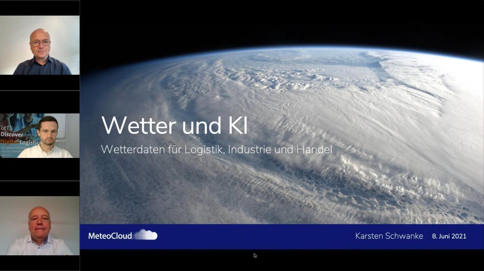 Wetterdaten für Logistik, Industrie und Handel: Mit Künstlicher Intelligenz zu optimalen Vorhersage-Modellen