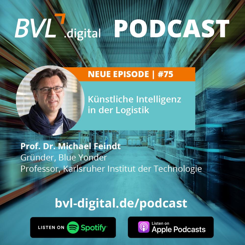 #75: Künstliche Intelligenz in der Logistik