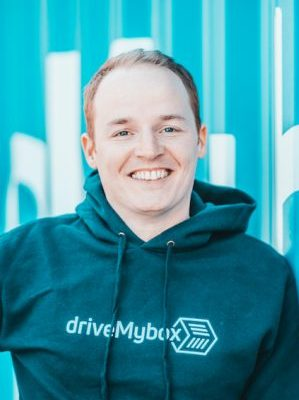 Aaron Spandehra, driveMybox