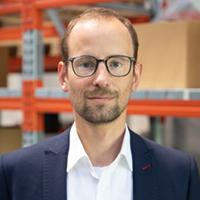 Dr. Michael Schmidt, Fraunhofer-Institut für Materialfluss und Logistik IML