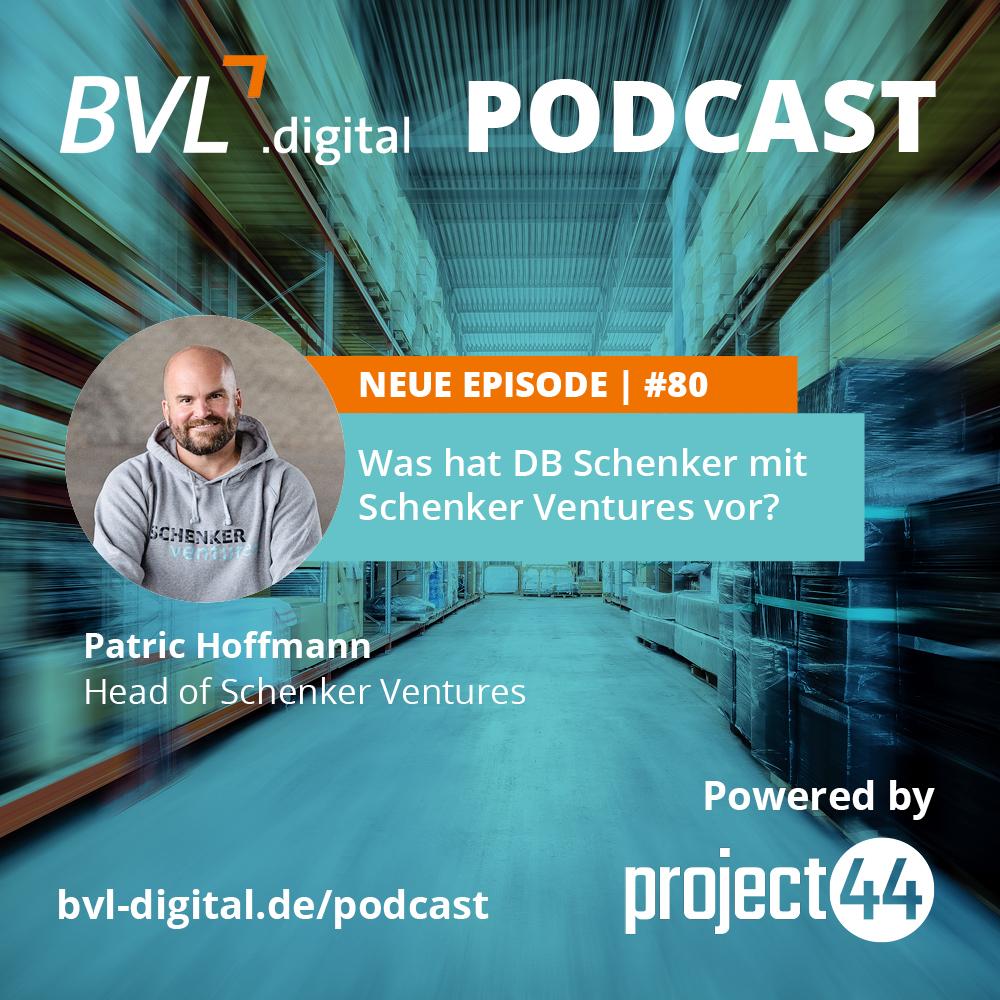#80: Was hat DB Schenker mit Schenker Ventures vor?