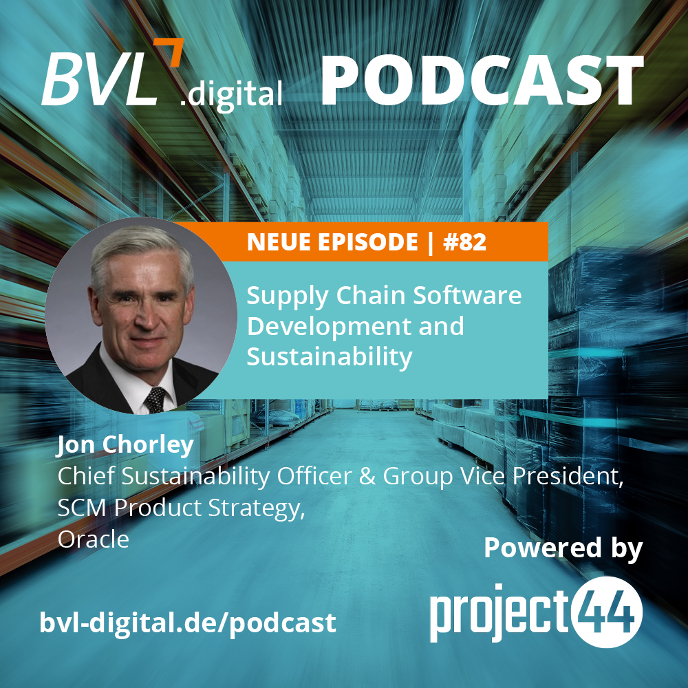 #82: Supply Chain Software Development and Sustainability