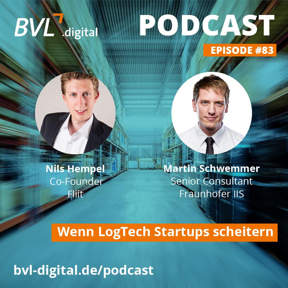 #83: Wenn LogTech-Startups scheitern